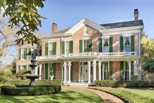 BENT-WARD HOUSE (NRHP #79001664, Kansas City MO)