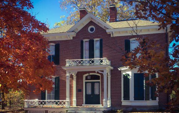 MAPLEWOOD HOME (NRHP #79001348, Columbia MO)