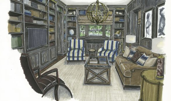 STEPHENS COLLEGE PRESIDENT'S HOUSE | LIBRARY