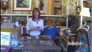 WHAT TO BRING ANTIQUES & VINTAGE SHOPPING