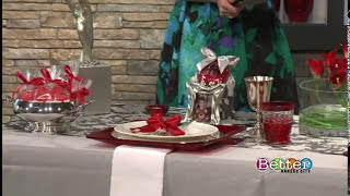DECORATING IDEAS FOR YOUR HOLIDAY TABLE