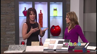 DESIGN LESSON: SELECTING COUNTERTOPS