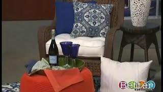 HOW TO FRESH SUMMER STYLE TO YOUR OUTDOOR SPACES